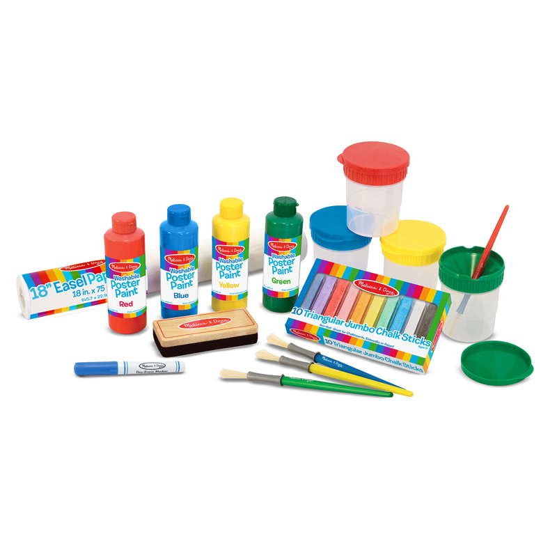Melissa and Doug Easel Companion Accessory Set