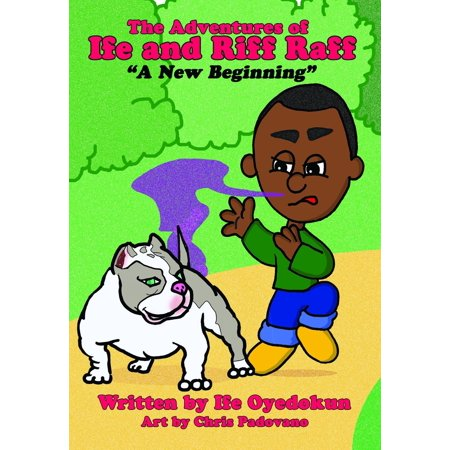 The Adventures of Ife and Riff Raff - eBook