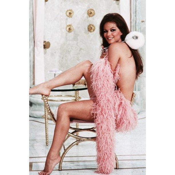 Cardinale sexy claudia Claudia Cardinale