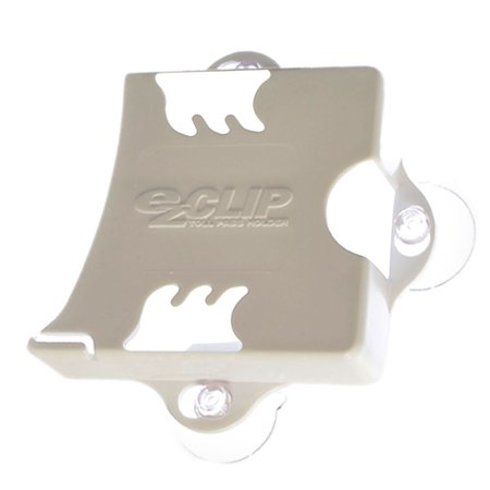 Ez Pass Clip Electronic Toll Tag Holder For E Zpass   I Zoom   I Pass   White