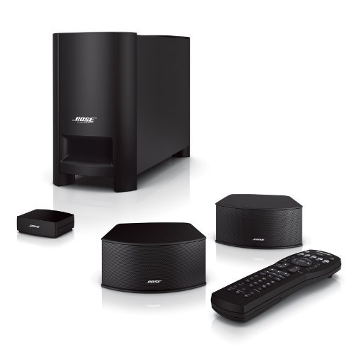 Bose CineMate GS Series II Digital Home Theater Speaker S...