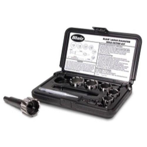 Blair 11091 Large Diameter Rotabroach Cutter Kit - Fractional