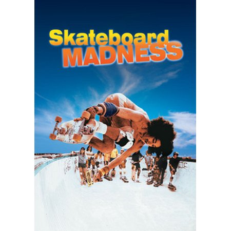 Skateboard Madness (DVD) ()