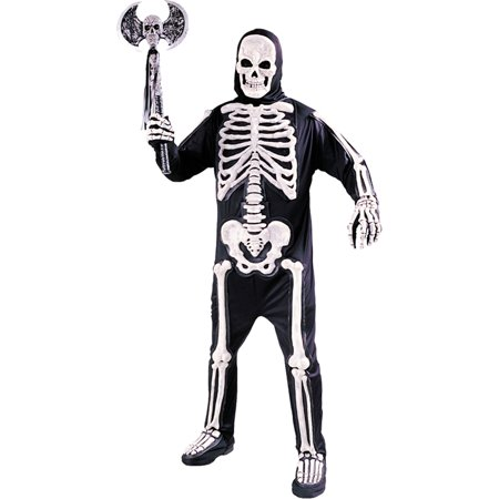 Morris Costumes Classic Halloween Totally Skele-Bones Skeletons Standard, Style FW1008 for $<!---->