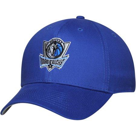 Men's Blue Dallas Mavericks Mass Basic Adjustable Hat - (Dallas Stars Hat)