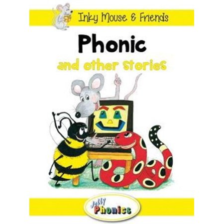 Jolly Phonics Paperback Readers  In Precursive Letters  Be   Inky Mouse   Friends   Paperback