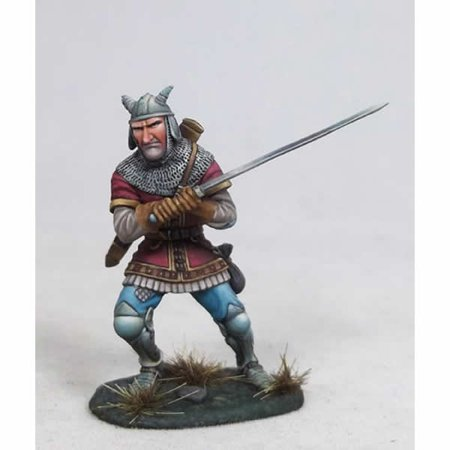 Harvey Masher Human Warrior Miniature Diterlizzi Masterworks Dark Sword Miniatures Harvey Masher Human Warrior Miniature Diterlizzi Masterworks Dark Sword MiniaturesAll miniatures come unpainted and may require minor assembly.The painted miniature examples are for inspiration only.Dark Sword Miniatures are 28mm Heroic Gaming ScaleCrafted in lead-free pewter.