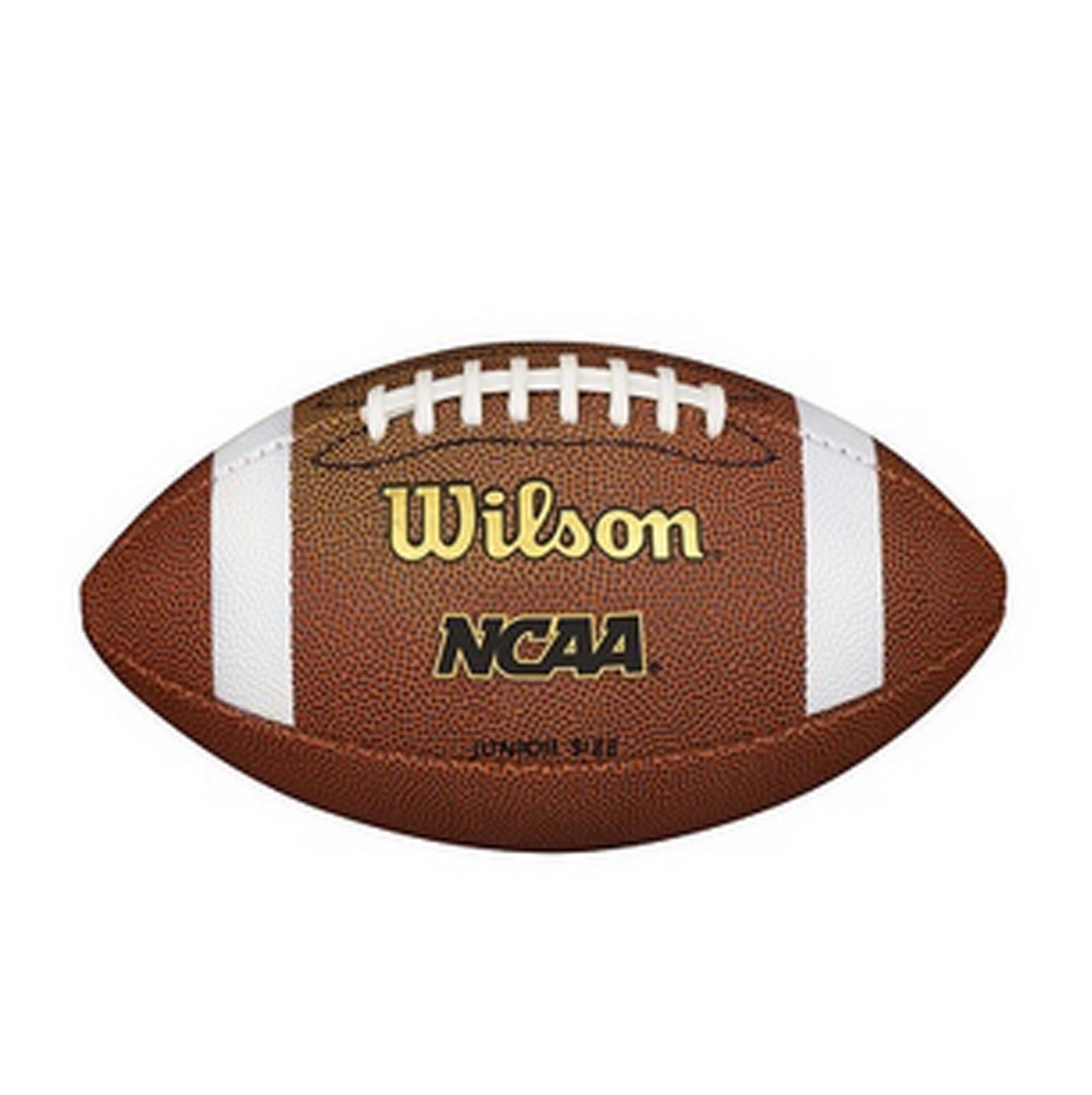 Wilson WTF1663X NCAA Composite Leather American Football Ball | Junior Size