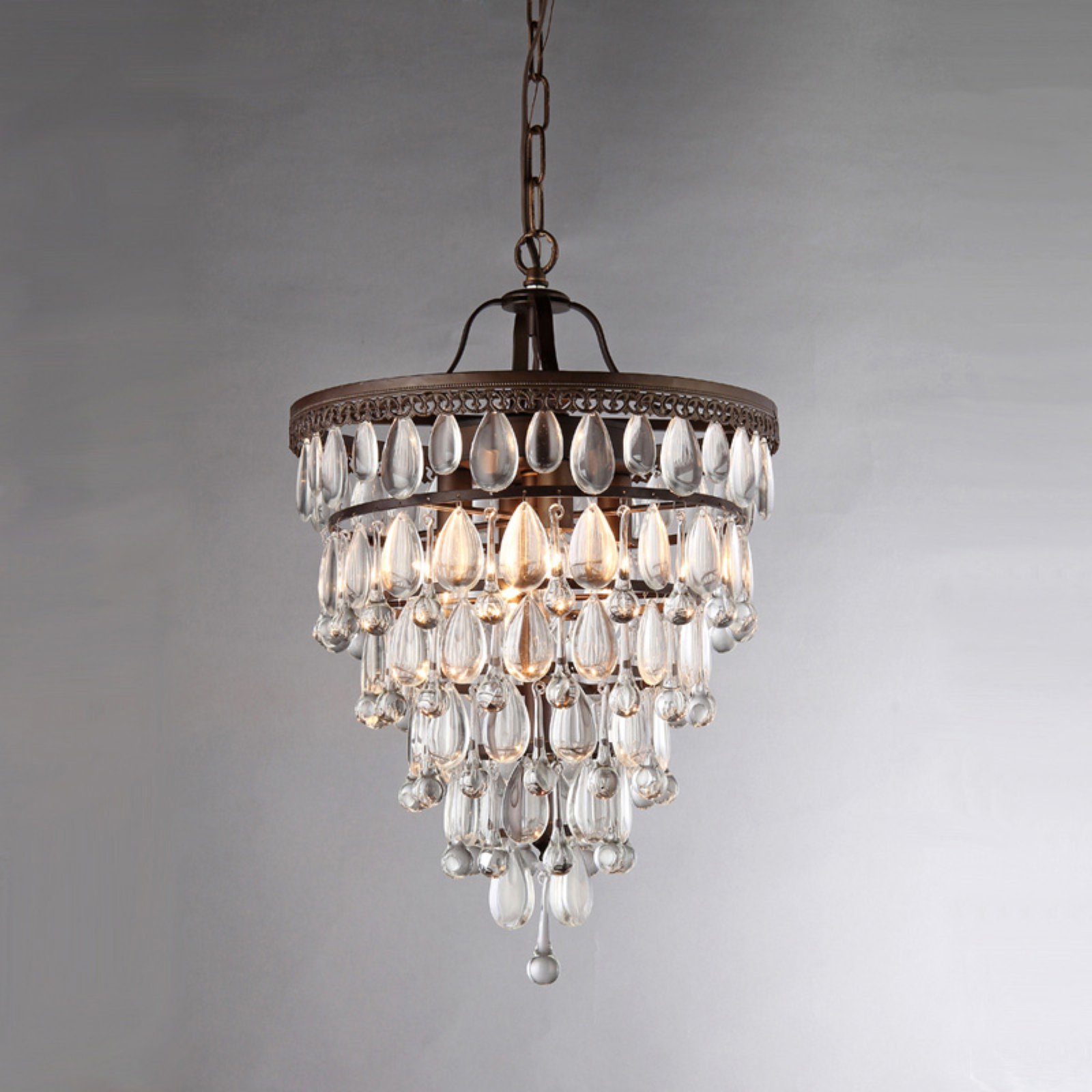 Warehouse of Tiffany Martinee RL8076 Chandelier