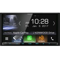 """Kenwood Excelon DDX9905S 6.8"""" HD Screen DVD Receiver with Apple CarPlay and Android Auto"""