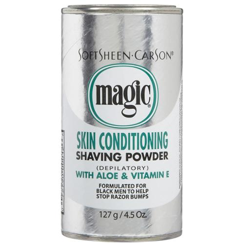 Magic Skin Conditioning Shaving Powder 4.5 oz (Pack of 6)
