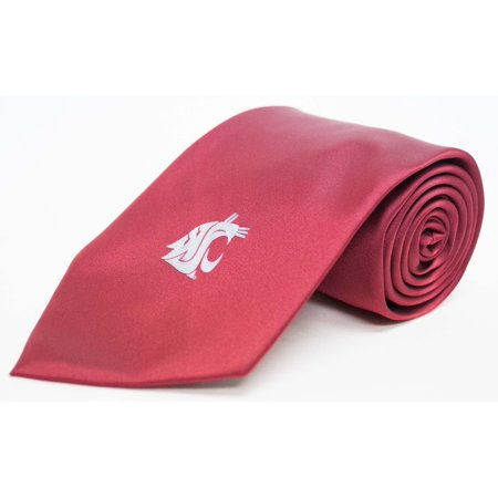Washington State Cougars Solid Necktie