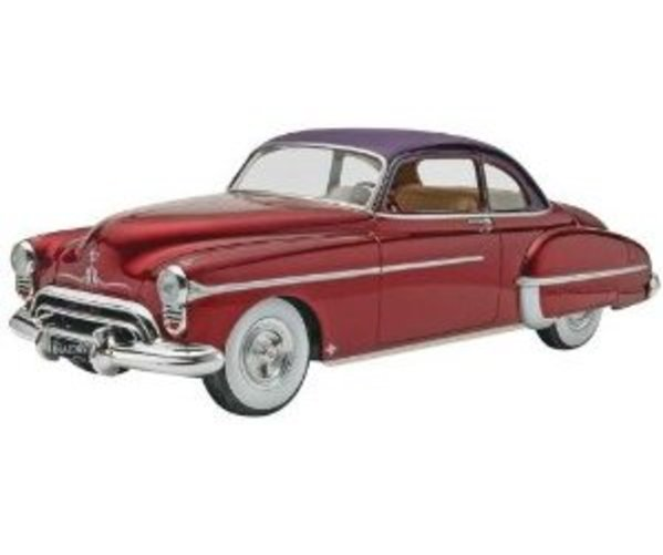 Revell 50 Olds Custom Plastic Model Kit Multi-Colored by Revell
