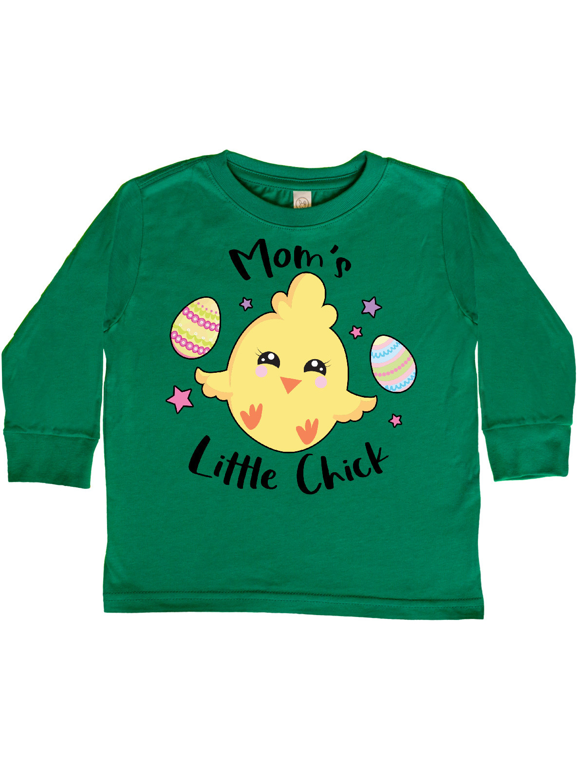inktastic Happy Easter Step Dads Little Chick Toddler T-Shirt