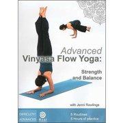 Advanced Vinyasa Flow Yoga: Strength And Balance by BAYVIEW