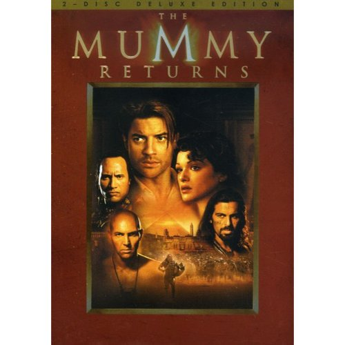 The Mummy Returns (2-Disc Deluxe Edition) (Widescreen)