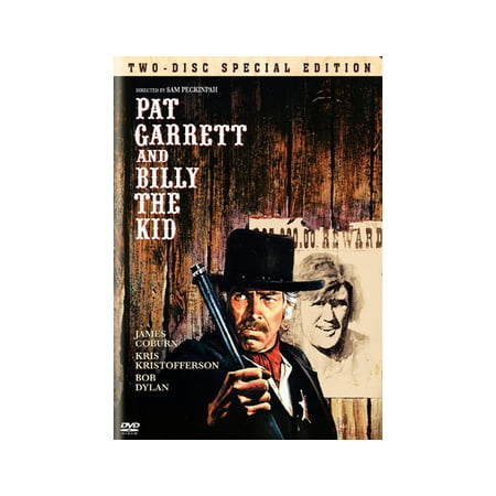 Pat Garrett And Billy The Kid (DVD)