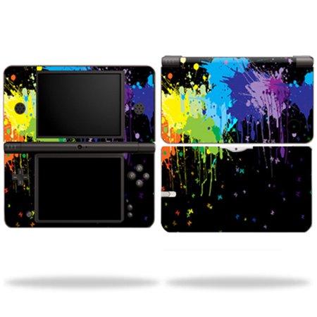 Dsi Xl Skin - Skin Decal Wrap cover for Nintendo DSi XL sticker Splatter