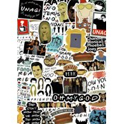 Friends Sticker Pack - 50 pack - CLEARANCE