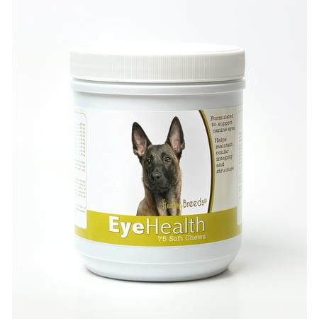 Healthy Breeds Belgian Malinois Eye Health Soft Chews 75 Count