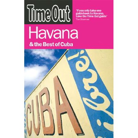 Time Out Havana & the Best of Cuba - Paperback