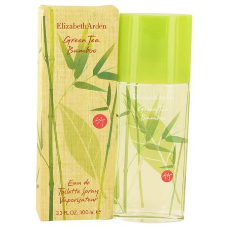 957ee7b39 Elizabeth Arden - Elizabeth Arden Green Tea Bamboo Eau De Toilette Spray  for Women 3.3 oz - Walmart.com