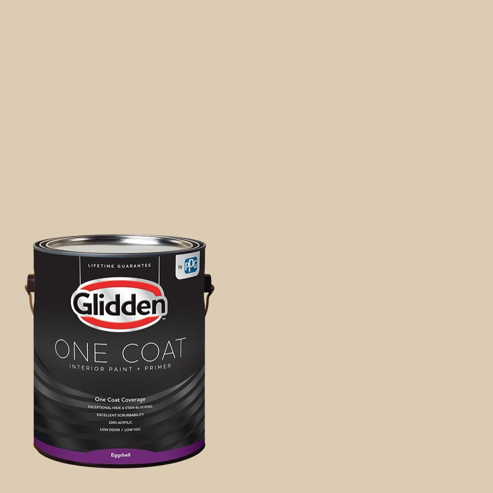 Glidden One Coat, Interior Paint + Primer, Seriously Sand