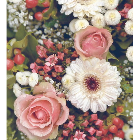 Framed Art For Your Wall Bouquet Flowers Flowers Bouquet Bouquet Of