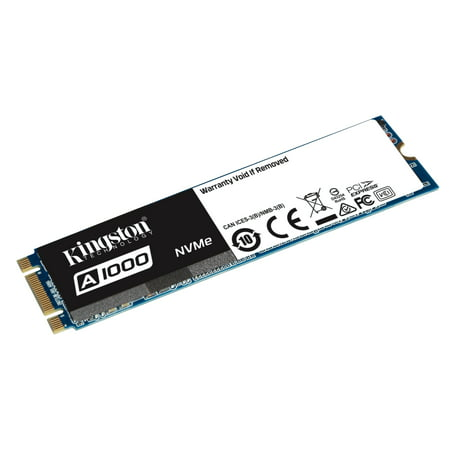 Kingston A1000 M.2 2280 240GB PCI-Express 3.0 Internal Solid State Drive (SSD)