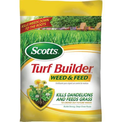 15 Pound Scotts Turf Builder Weed & Feed Lawn Fertilizer