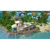 Electronic Arts Sims 3 Island Paradise Limited, EA, PC Software, 014633730128