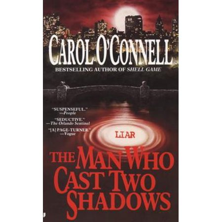 Man Cast (The Man Who Cast Two Shadows - eBook)