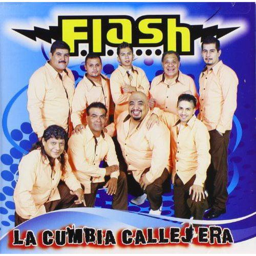 Flash - La Cumbia Callejera [CD]