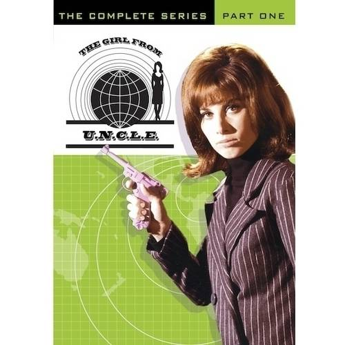 The Girl From U.N.C.L.E.: The Complete Series, Part One (Full Frame)
