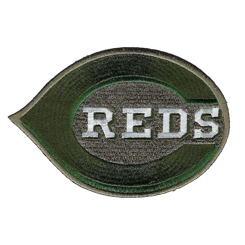 Cincinnati Reds 2018 Memorial Day USMC Logo Patch - No Size