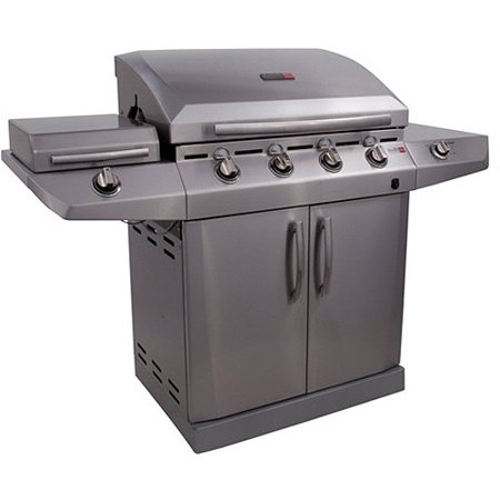 char broil performance tru infrared t 47d 4 burner gas. Black Bedroom Furniture Sets. Home Design Ideas