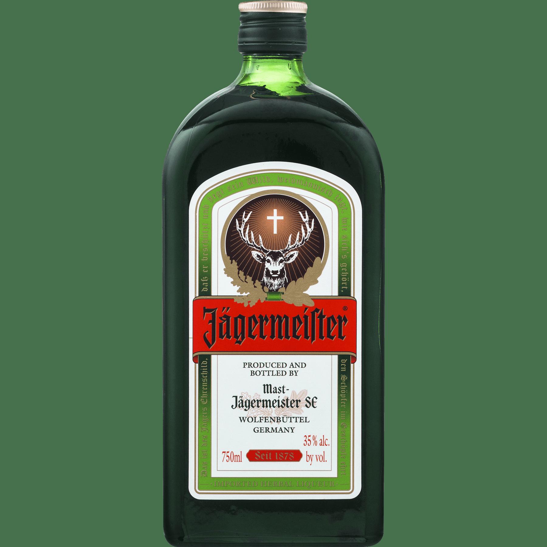 Jager Liqueur Sticker Decal *PICK LOGO SIZE*  Alcohol Bar Wall