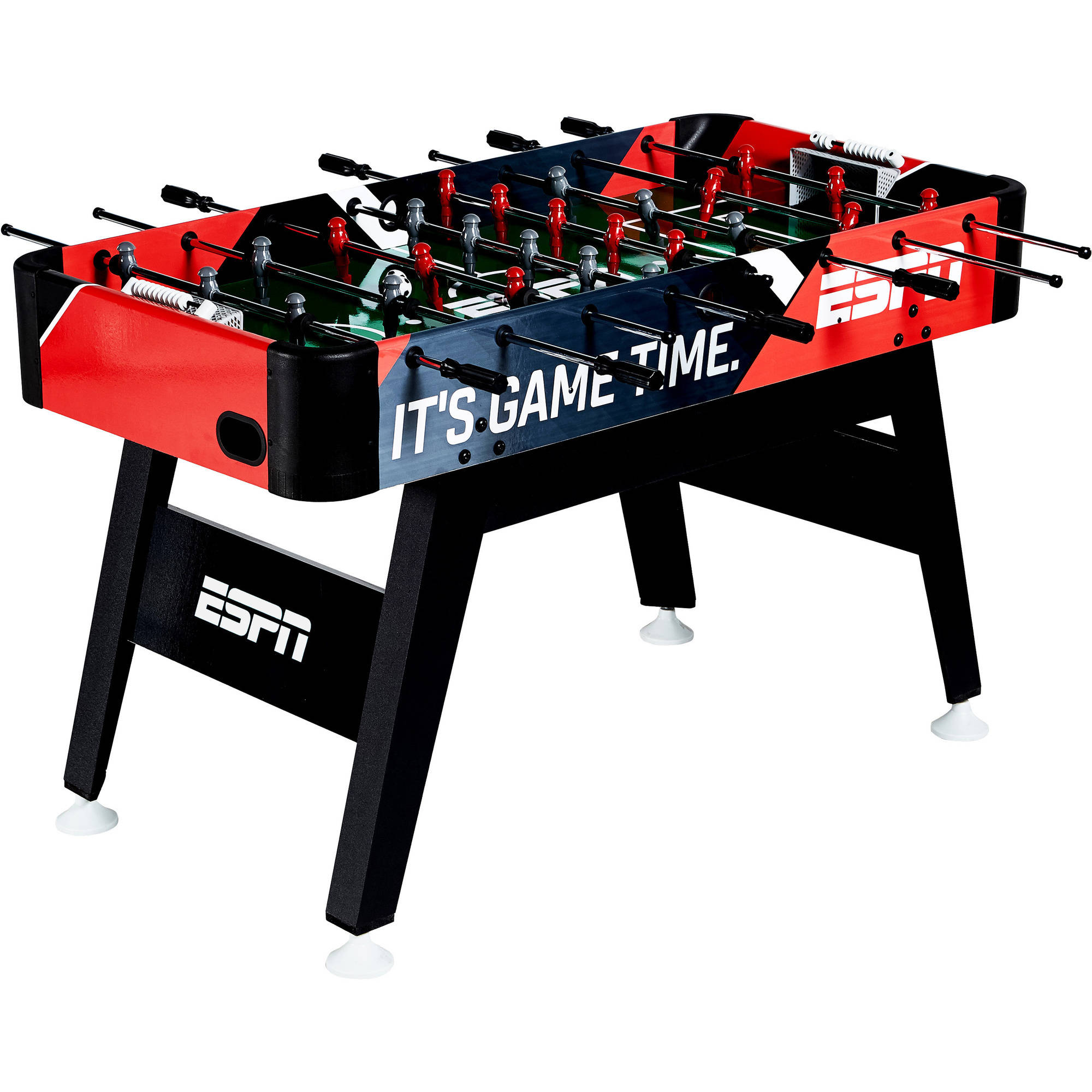 Hathaway Gladiator 48 In Foosball Table For Kids With Easy Folding For  Storage, Robot Graphics, Ergonomic Handles   Walmart.com
