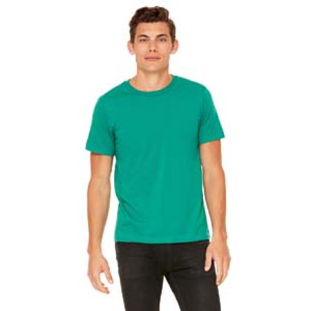 3650 Cn 3650 50/50 Unisex Tee Kelly Xs - image 1 of 1