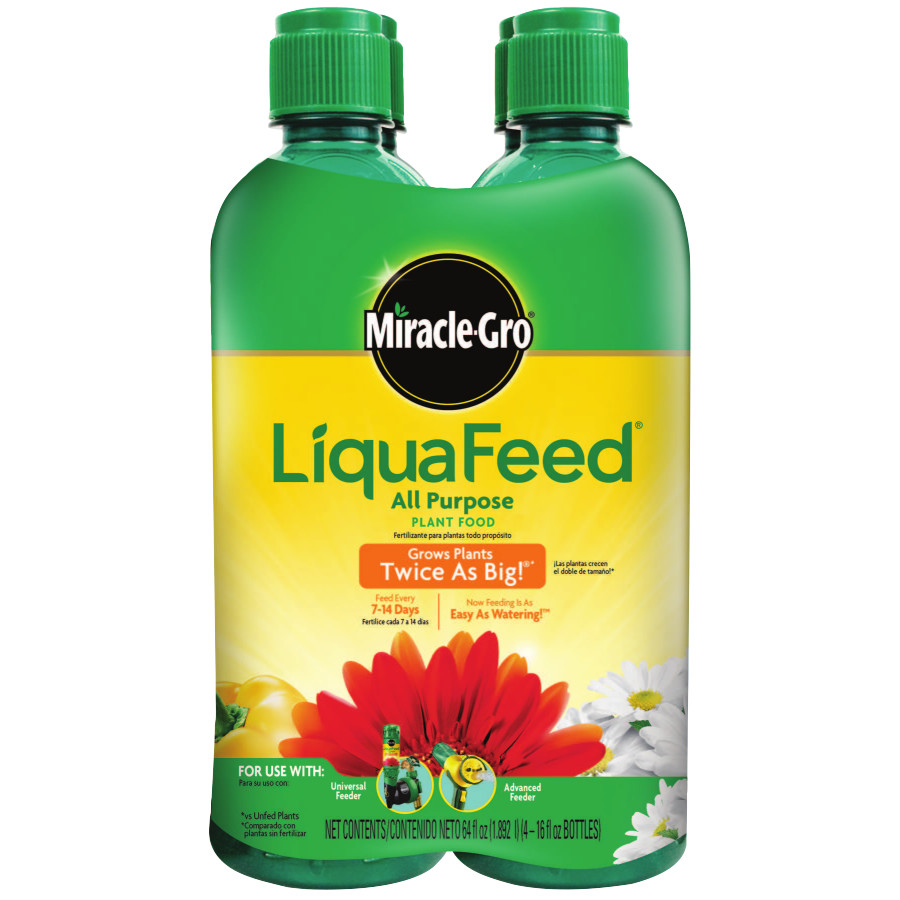 LiquaFeed All Purpose Plant Food Refills
