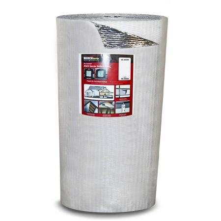 Reach Barrier SS48250 Air Single Reflective Polyethylene Insulation Roll, 4 x 250'