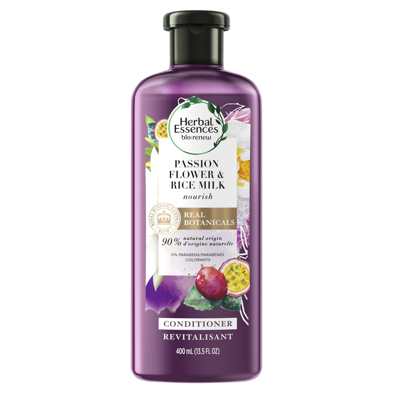 Herbal Essences bio:renew Passion Flower & Rice Milk Nourishing Conditioner, 13.5 fl oz