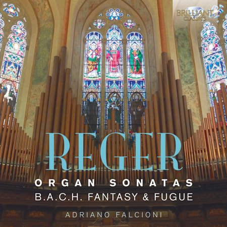 Reger: Organ Sonatas (Organ Sonatas)