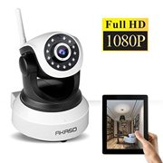 akaso ip security wifi camera 1080p wireless video surveillance monitor home indoor webcam, 1920 108