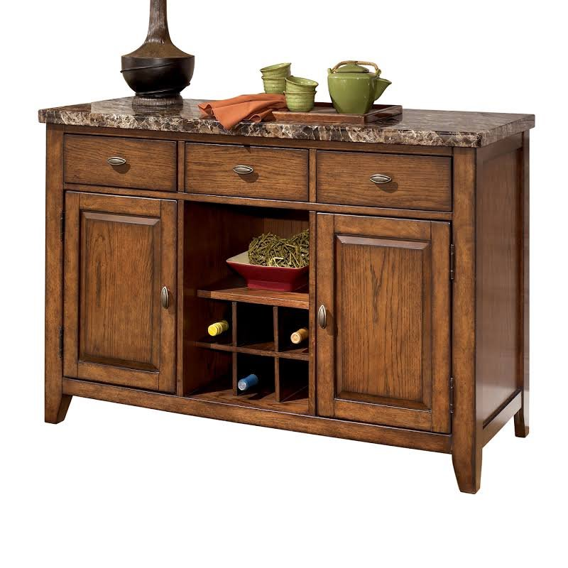 signature designashley furniture lacey dining room server in