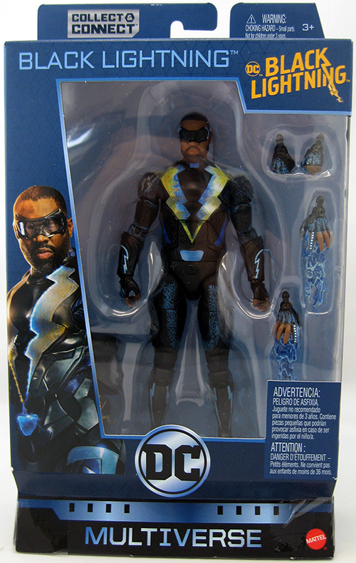 DC Multiverse Action Figure 6 inch Nightwing Collect Connect BAF Ninja Batman