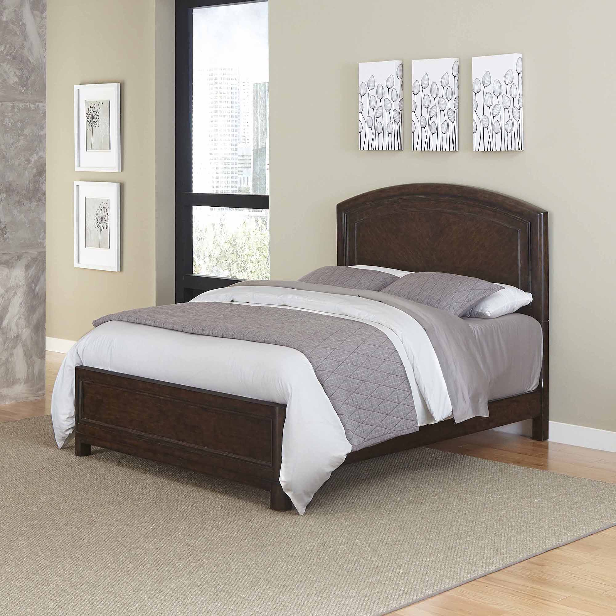 Home Styles Crescent Hill Queen Bed