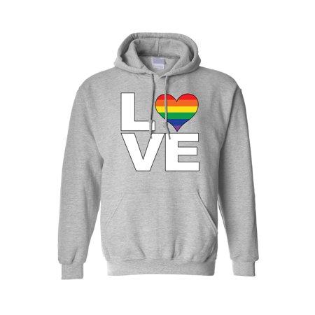 Unisex Pullover Hoodie LGBT