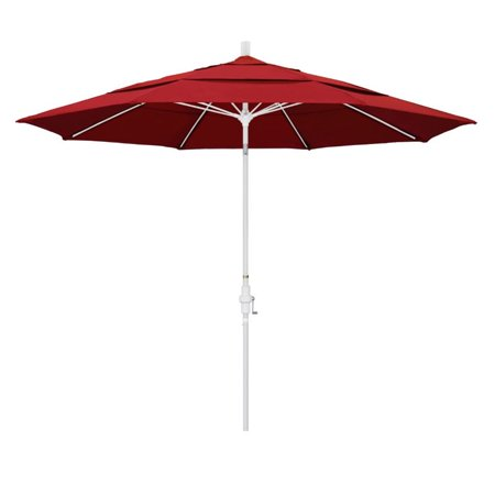 California Umbrella Patio Umbrella Jockey Red