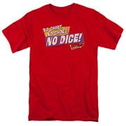 Fast Times Ridgemont High - No Dice - Short Sleeve Shirt - Medium